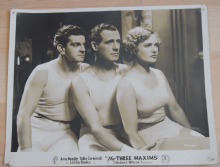 Three Maxims/Show Goes On, Gaumont British Pictures Still, Anna Neagle, '38 (b)